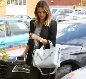 Jessica Alba : privée d'Oscar mais en avance sur les tendances... À shopper !