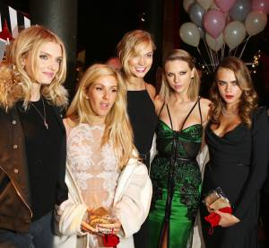 Cara Delevingne, Taylor Swift, Karlie Kloss : la fête foraine la plus fashion !