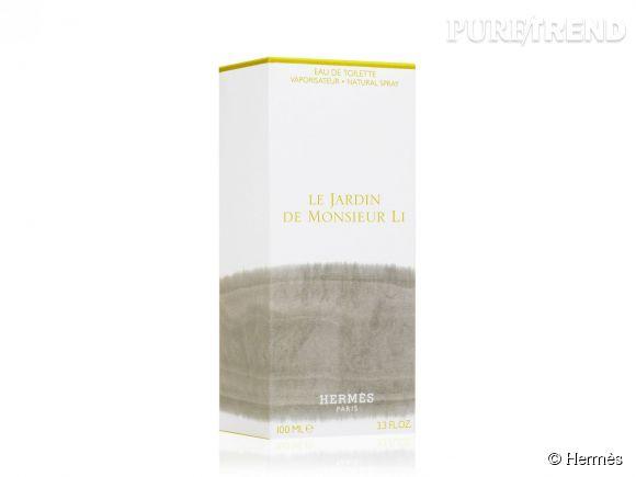 Le parfum  Le Jardin de Monsieur Li  est disponible en deux formats : 50 ml (70 €) et 100 ml (100 €).
