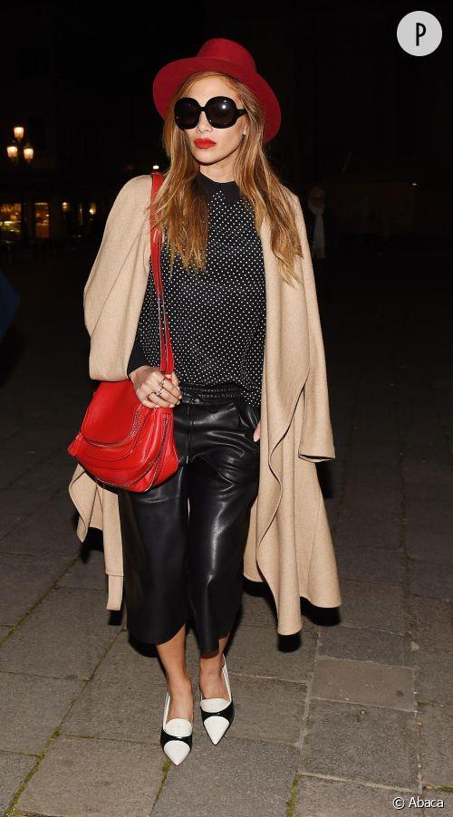 Nicole Scherzinger, une touriste plus lookée que jamais !