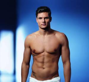 Florent Manaudou : un nageur complètement nu pour Karl Lagerfeld