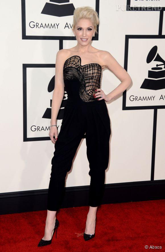 Gwen Stefani en Atelier Versace. .