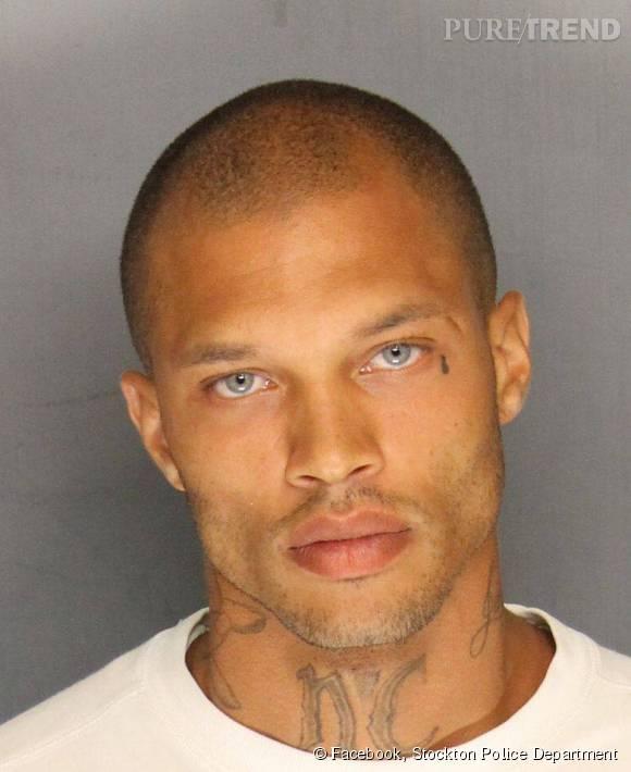 Jeremy Meeks, le détenu le plus hot au monde devient mannequin.