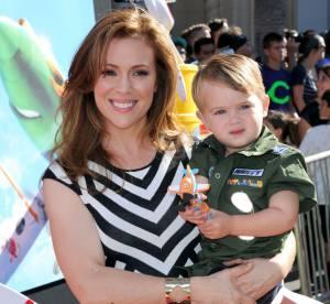 Alyssa Milano maman et businesswoman : elle continue d'allaiter sur Instagram