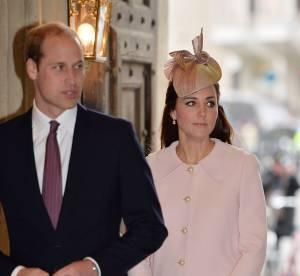 Kate Middleton future maman sublime, la plus belle apparition de sa grossesse !