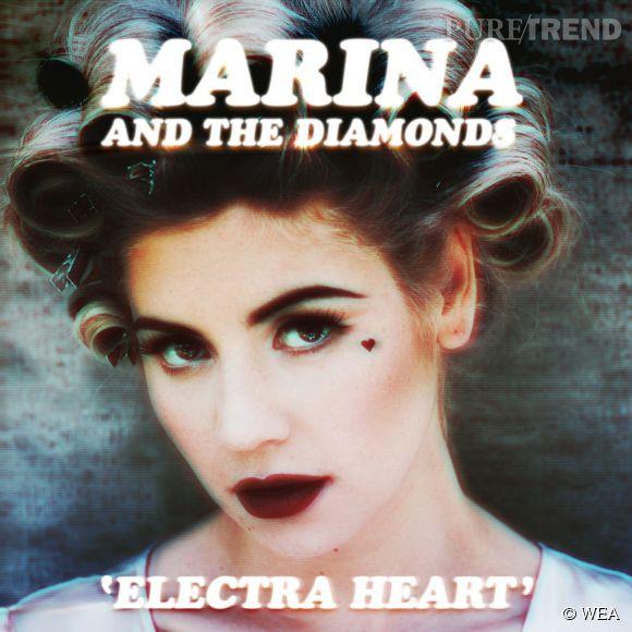"""""""Electra Heart"""", l'alter-ego de Marina Diamandis."""