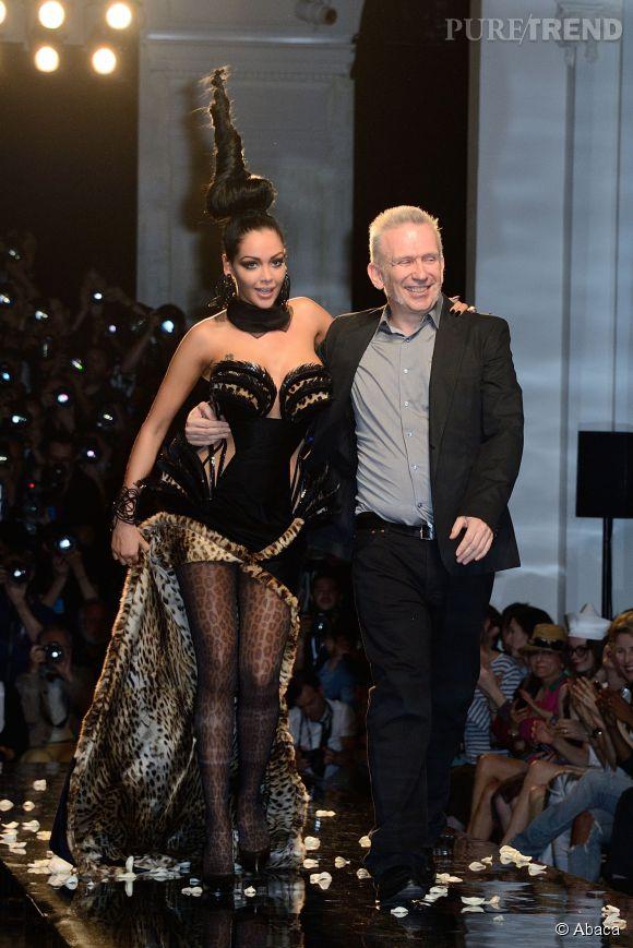 Pour Jean-Paul Gaultier pas de doute, Nabilla ressemble à Brigitte Bardot...
