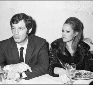 Jean-Paul Belmondo et Ursula Andress, une idylle qui aura duré de 1966 à 1972.