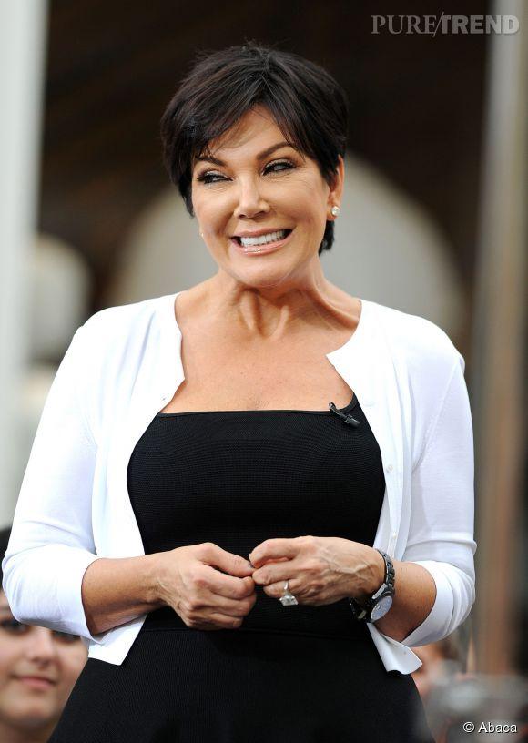 Kris Jenner a largué son toyboy de 35 ans, le rappeur Corey Gamble.