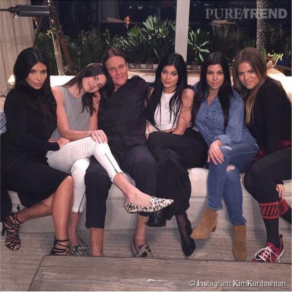 Kendall Jenner fait une déclaration d'amour à son père dans une interview donnée à US Weekly.