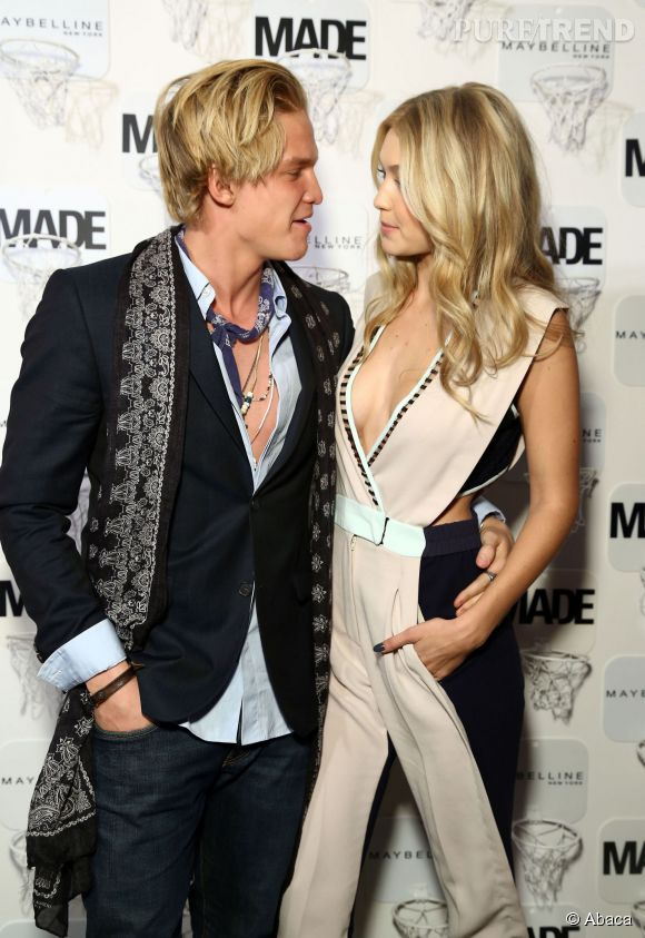 Cody Simpson et Gigi Hadid, après les ruptures, le voilà à nouveau inséparables.