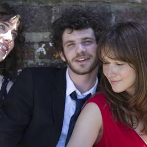 Anaïs Demoustier, Félix Moati et Sophie Verbeeck, le dernier triangle amoureux de Jérôme Bonnell.