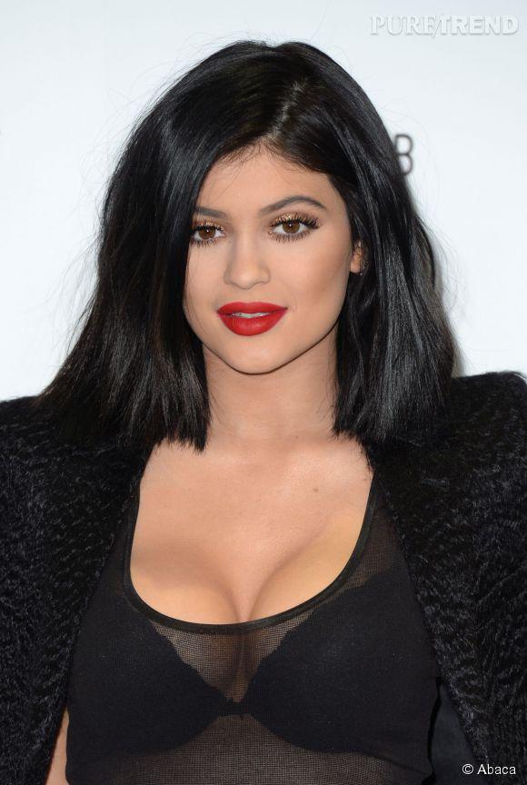 Kylie Jenner n'est pas du genre à se laisser marcher sur les pieds.