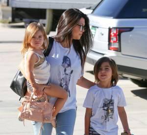Kourtney Kardashian : Son nouveau baby-sitter ? Justin Bieber !