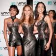 Une soirée SM ? Non, les Destiny's Child aux MTV Video Music Awards en 2000.