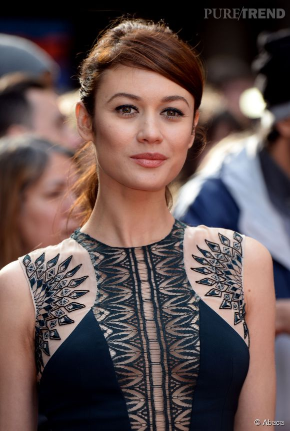 Olga Kurylenko lors des Jameson Empire Film Awards le 29 mars 2015 à Londres.