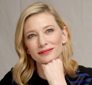Cate Blanchett dénonce le sexisme pratiqué sur le tapis rouge