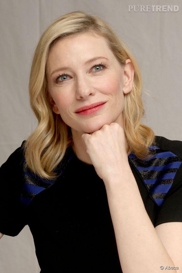 Cate Blanchett pique un coup de gueule dans le magazine Harper's Bazaar concernant le sexisme pratiqué sur le tapis rouge.
