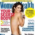 Cobie Smulders radieuse à la une de  Women's Health Magazine .