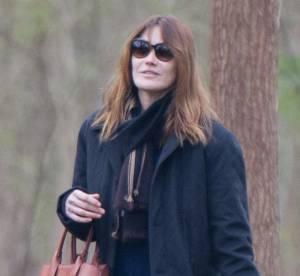 Carla Bruni et sa fille Giulia : duo chic loin des flashs