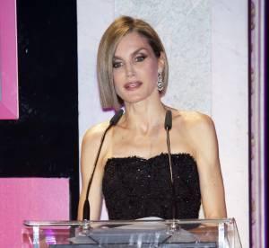 Letizia Ortiz : nouveau look à la Victoria Beckham aux Woman awards