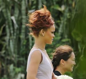 Rihanna : demoiselle d'honneur trop sexy, elle éclipse la mariée