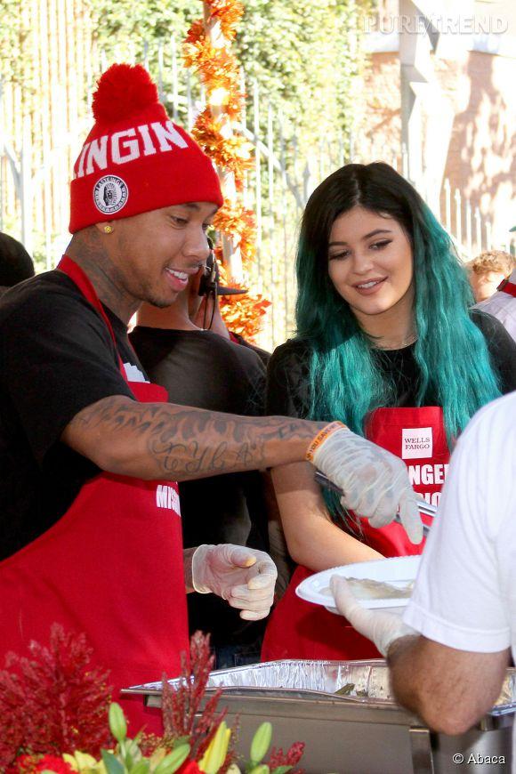 Tyga et Kylie Jenner en couple, la preuve que l'on attendait.