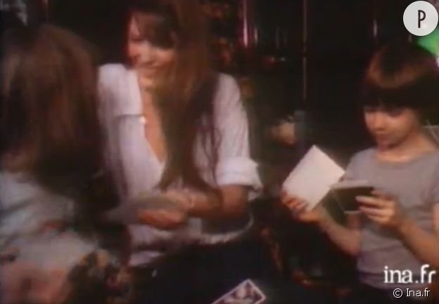 Dans l'intimité du couple Jane Birkin et Serge Gainsbourg.