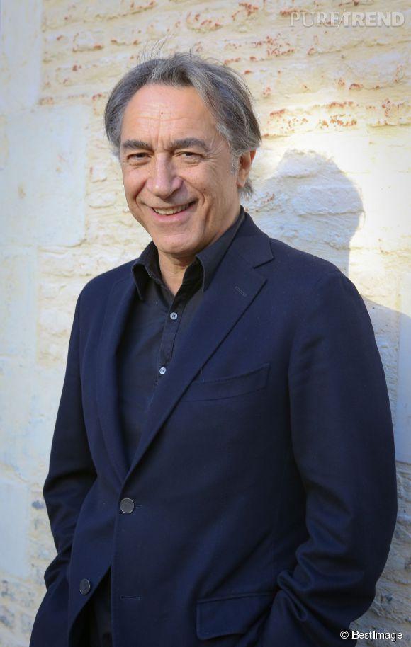 """Richard Berry est actuellement en salle avec son film """"Nos femmes"""", aux côté de Daniel Auteuil et Therry Lhermitte."""