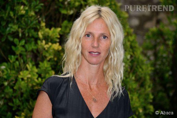 Sandrine Kiberlain a vécu le coma comme une étape bénéfique dans sa vie.