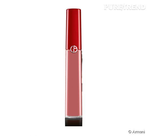 Gloss Lip Maestro 500 Armani, 34,50€.