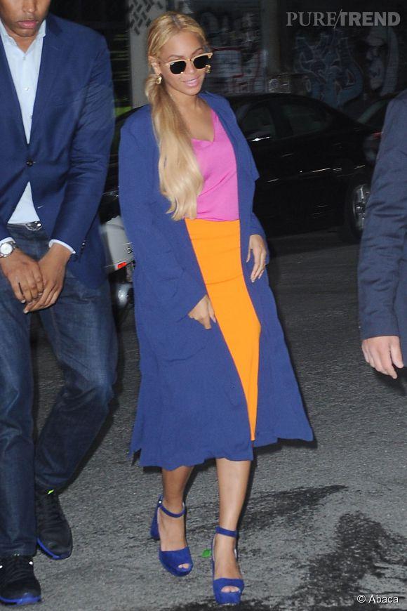 Beyoncé peut dire merci à son styliste.