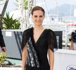 Natalie Portman s'encanaille : sa robe transparente laisse deviner sa culotte