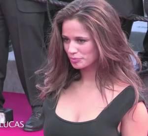 Lucie Lucas (Clem) : sa ravissante apparition au Festival de Cannes