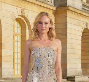 Diane Kruger beauté solaire, elle rayonne à Versailles