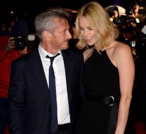 """Charlize Theron plus heureuse que jamais : """"Sean Penn, c'est l'amour de ma vie!"""""""