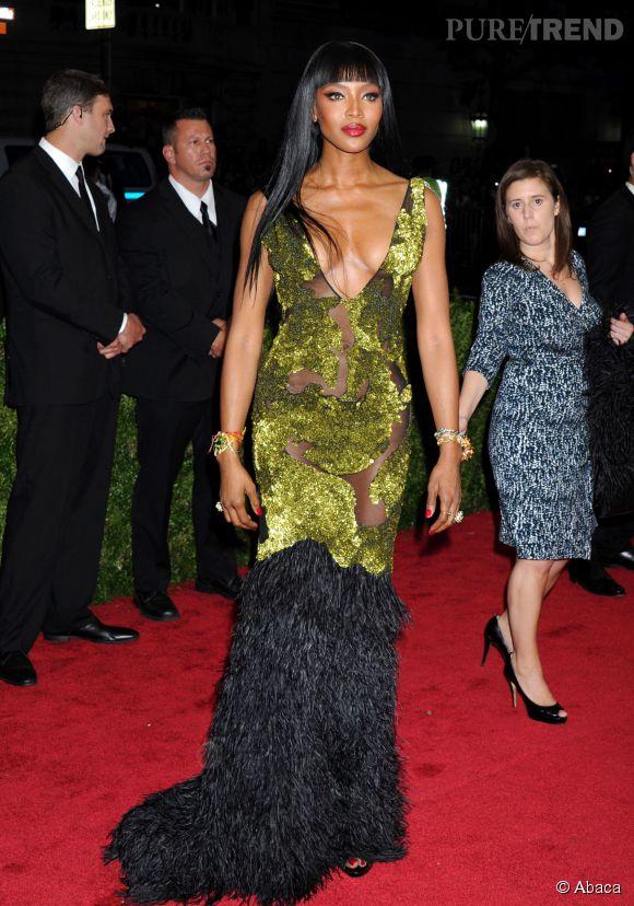 Une apparition divine au Met Gala 2015. Tremble, Beyoncé !