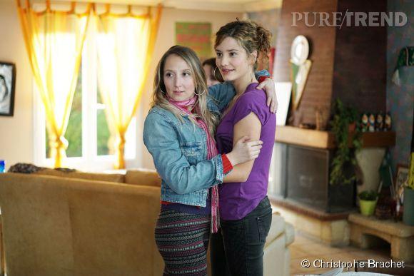 Samantha (Alice Pol) et Céline (Audrey Lamy) sont deux amies unies dans la galère.