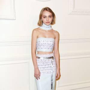 A 16 ans, Lily-Rose Depp est une vraie fashionista.