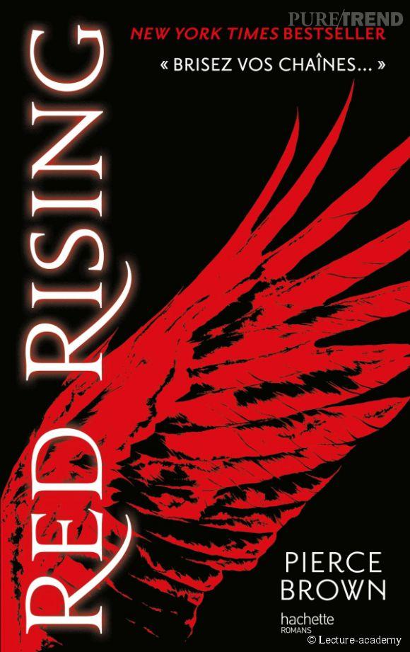 """""""Red Rising"""", le chef-d'oeuvre de Pierce Brown sera disponible le 17 juin 2015 en librairies."""
