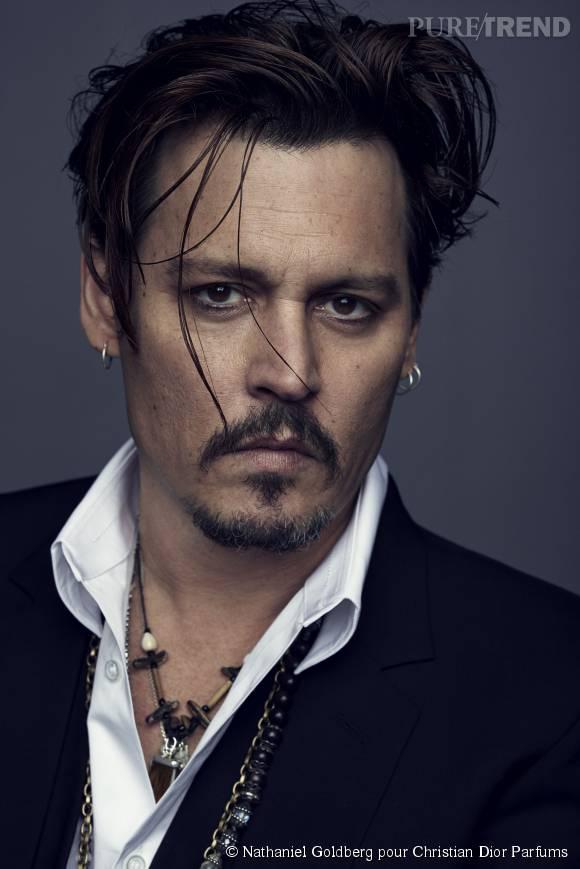 Johnny Depp sera le visage d'une toute nouvelle fragrance inédite signée Christian Dior Parfums.