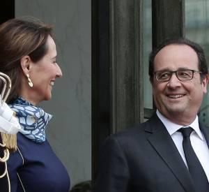 Déterminée à aller le plus haut possible, Ségolène Royal garde une certaine complicité avec François Hollande, son ancien conjoint mais aussi et surtout le Président de la République!
