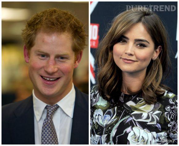 Le prince Harry aurait récemment craqué pour l'actrice Jenna Coleman.