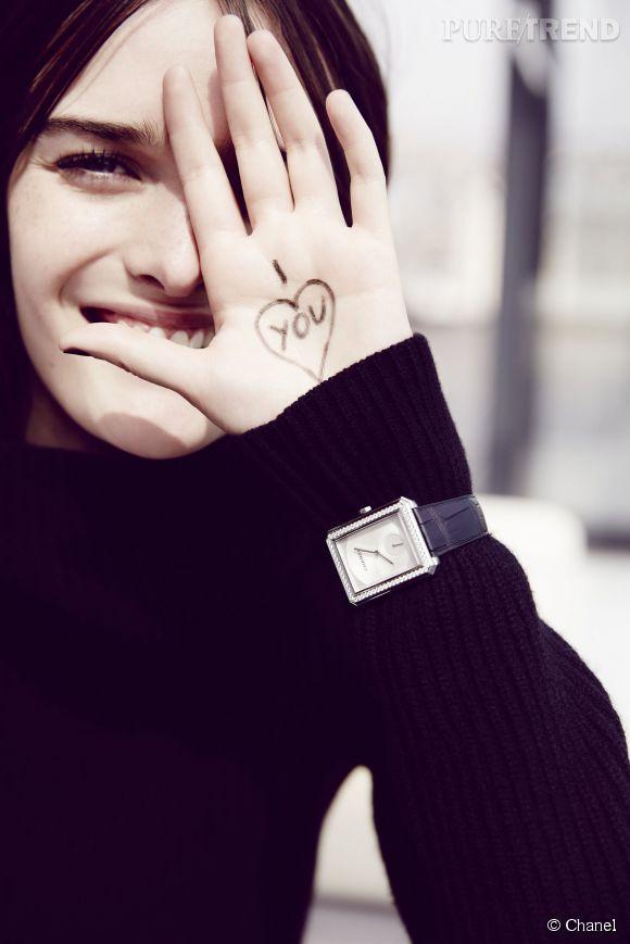 La nouvelle montreBOY.FRIENDde Chanel.
