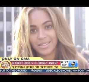 Beyoncé devient vegan.