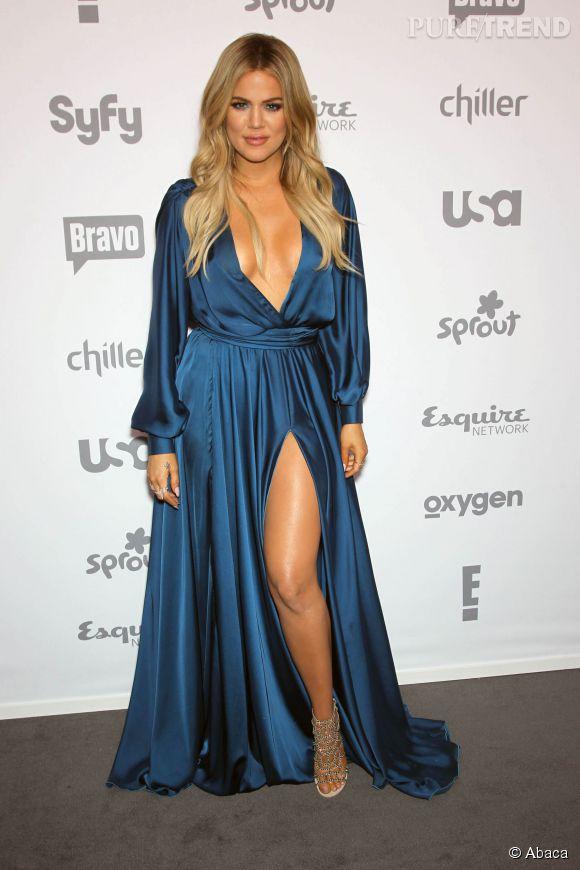 Khloe Kardashian de plus en plus sexy.