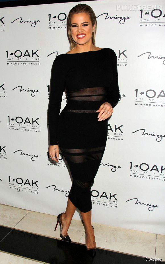 Khloe Kardashian, nouvelle silhouette et nouvelle vie.