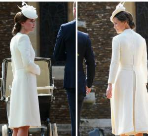Baptême de princesse Charlotte: Pippa Middleton, sosie canon de Kate Middleton