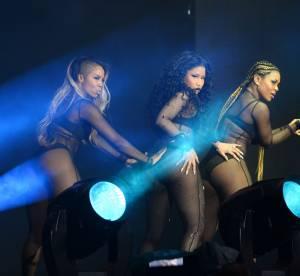 Nicki Minaj : un concert en string pour faire oublier ses 2 heures de retard
