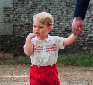 Prince George : sa tenue au baptême de Charlotte en rupture de stock !